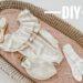 DIY matras verschoonmandje